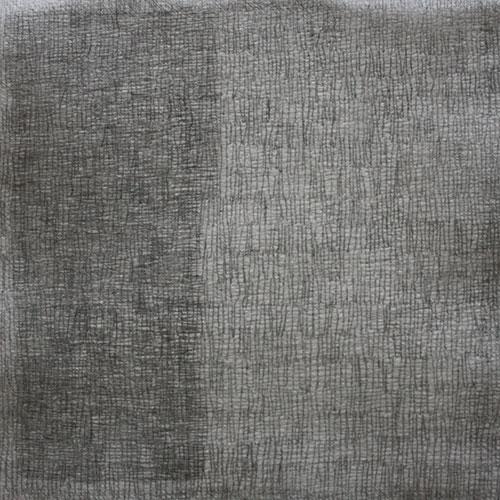 Tanja Isbarn, 12 daily greys, no. 1, potlood op eetpapier, 21 x 21 cm, € 150,-