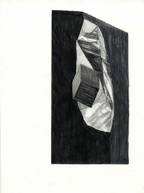 Erik-Jan Ligtvoet, Image 013A, nego op Arches 88 papier, 38 x 28,5 cm, € 520,-