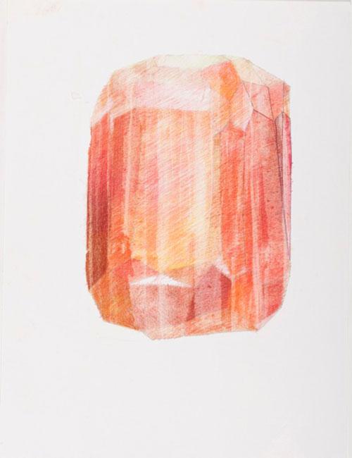 Barbara Helmer, z.t., potlood / papier, 30 x 24 cm, € 275,-