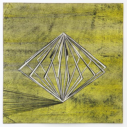 line-sculpture-4-25-x-25-cm-inkt-gouache-en-collage-op-papier-2016