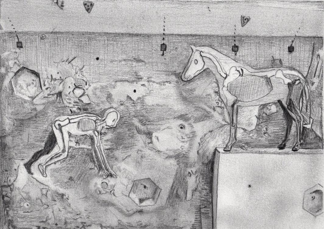 Gam Bodenhausen – Bone Resemblance