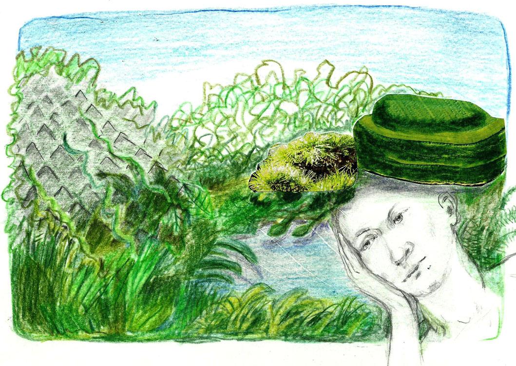 Annechien Verhey – Green rules (3)