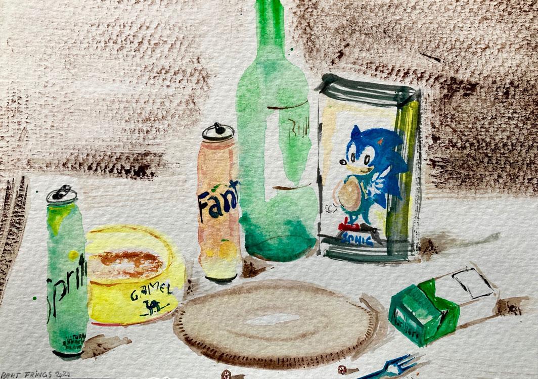 Bert Frings – Sonic Still Life III
