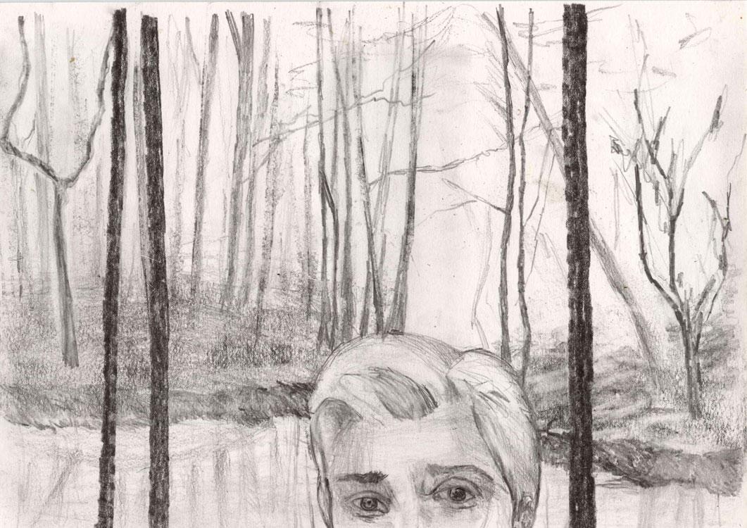 Margreet Bouman – Stemmen / In het woud no1