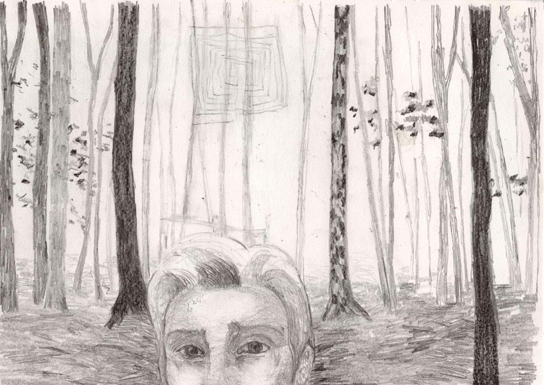 Margreet Bouman – Stemmen / In het woud no2